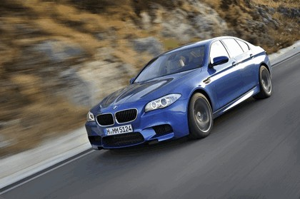 2011 BMW M5 ( F10 ) 189