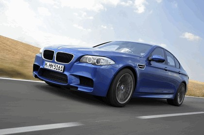 2011 BMW M5 ( F10 ) 193