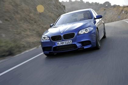 2011 BMW M5 ( F10 ) 195