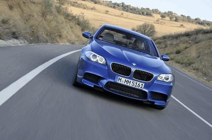 2011 BMW M5 ( F10 ) 196