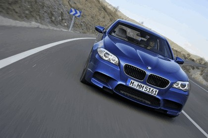 2011 BMW M5 ( F10 ) 199