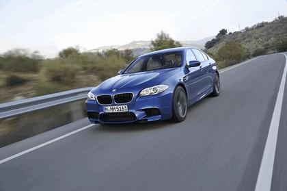 2011 BMW M5 ( F10 ) 201