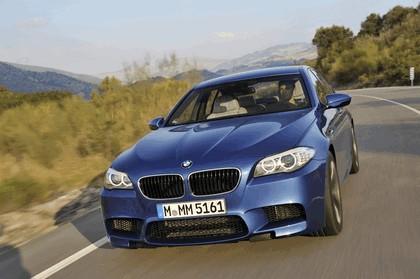 2011 BMW M5 ( F10 ) 203
