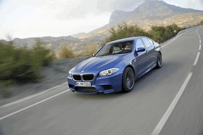 2011 BMW M5 ( F10 ) 204