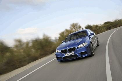 2011 BMW M5 ( F10 ) 205