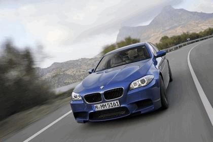 2011 BMW M5 ( F10 ) 206