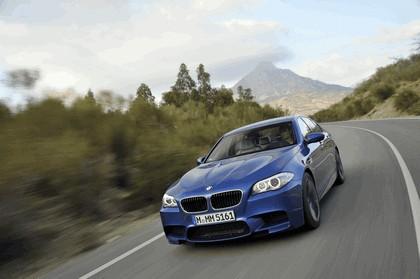 2011 BMW M5 ( F10 ) 207