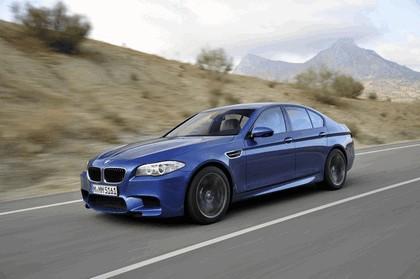 2011 BMW M5 ( F10 ) 208