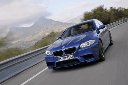2011 BMW M5 ( F10 ) 209