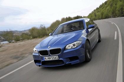 2011 BMW M5 ( F10 ) 210