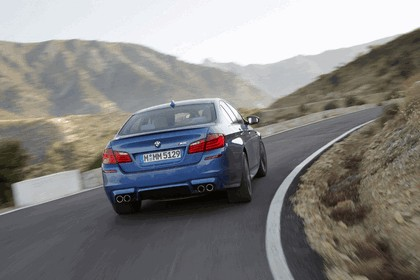 2011 BMW M5 ( F10 ) 212