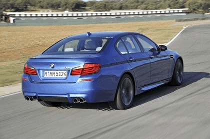 2011 BMW M5 ( F10 ) 217