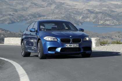 2011 BMW M5 ( F10 ) 222