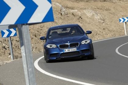 2011 BMW M5 ( F10 ) 224