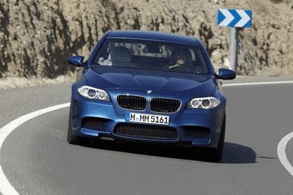 2011 BMW M5 ( F10 ) 226