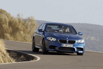 2011 BMW M5 ( F10 ) 228
