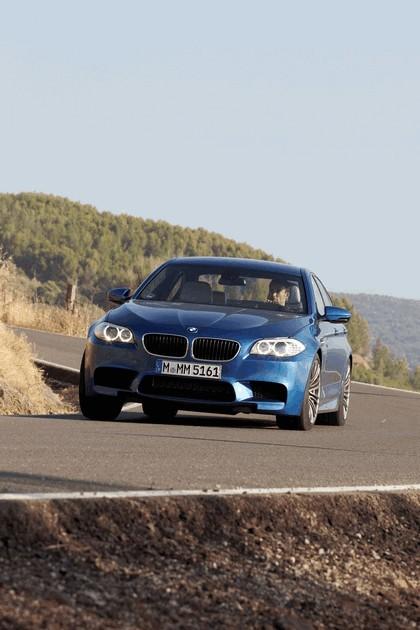 2011 BMW M5 ( F10 ) 229