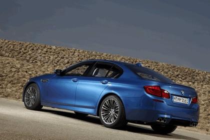 2011 BMW M5 ( F10 ) 256