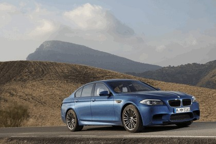 2011 BMW M5 ( F10 ) 259