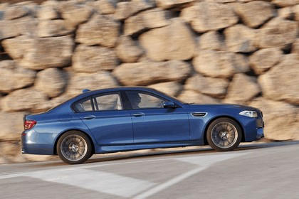 2011 BMW M5 ( F10 ) 265