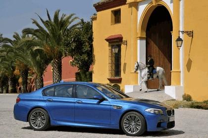2011 BMW M5 ( F10 ) 266