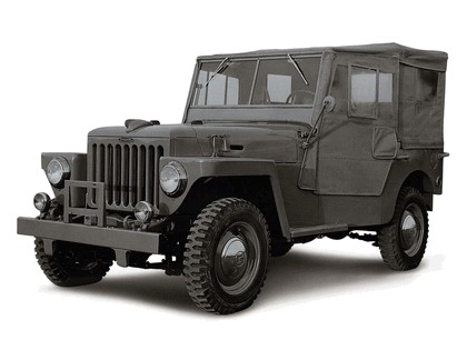 1954 Toyota Land Cruiser ( BJ25 ) 1