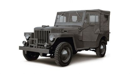 1954 Toyota Land Cruiser ( BJ25 ) 9
