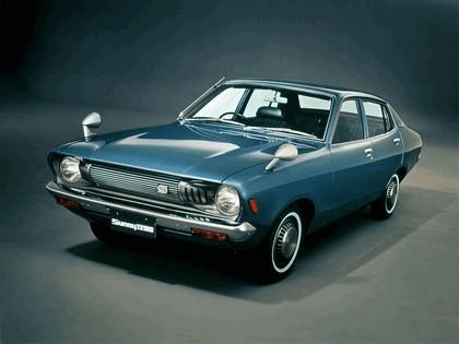 1973 Datsun Sunny sedan ( B210 ) 1
