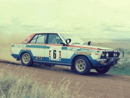 1978 Nissan Violet ( CA A10 ) rally car 4