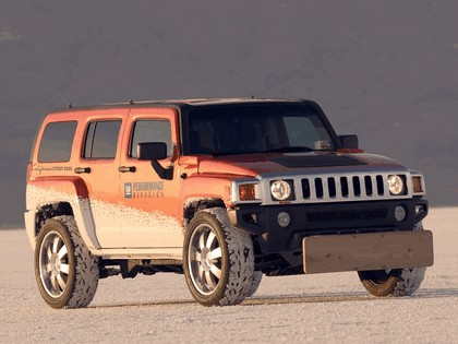 2006 Hummer H3 by So-Cal 1