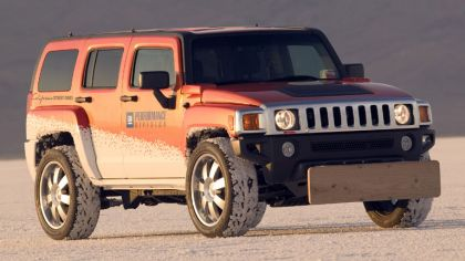 2006 Hummer H3 by So-Cal 8