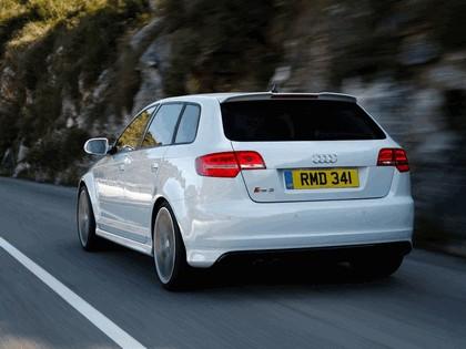 2010 Audi RS3 ( 8PA ) sportback - UK version 2
