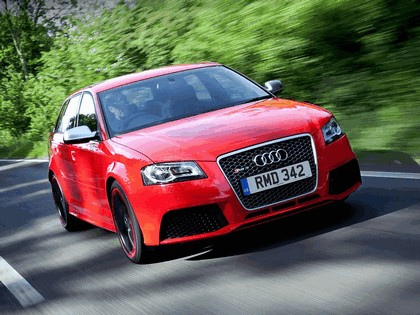 2010 Audi RS3 ( 8PA ) sportback - UK version 6