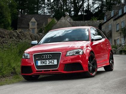 2010 Audi RS3 ( 8PA ) sportback - UK version 8