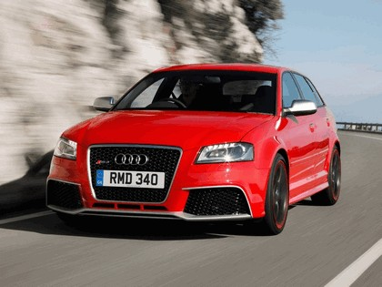 2010 Audi RS3 ( 8PA ) sportback - UK version 9