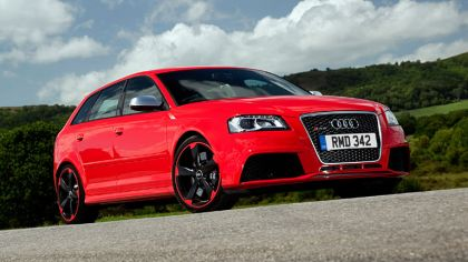 2010 Audi RS3 ( 8PA ) sportback - UK version 3