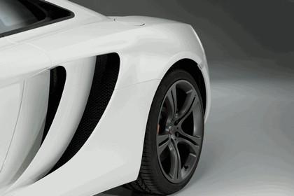 2011 McLaren MP4-12C white edition 12