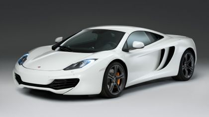 2011 McLaren MP4-12C white edition 3