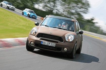 2011 Mini Countryman Cooper S All4 Offroad by Wetterauer 1