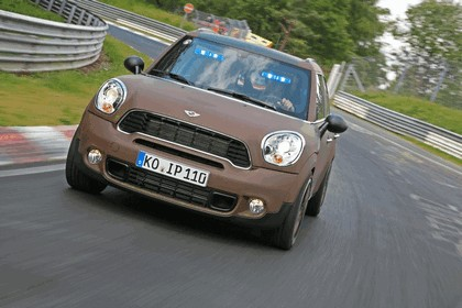 2011 Mini Countryman Cooper S All4 Offroad by Wetterauer 2