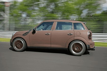 2011 Mini Countryman Cooper S All4 Offroad by Wetterauer 3