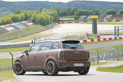 2011 Mini Countryman Cooper S All4 Offroad by Wetterauer 8
