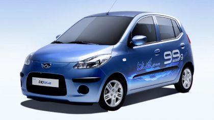 2010 Hyundai i10 Blue Drive concept 7
