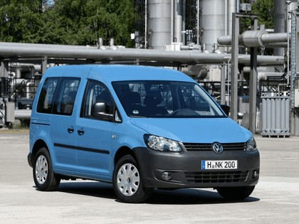 2011 Volkswagen Caddy Life BiFuel 1