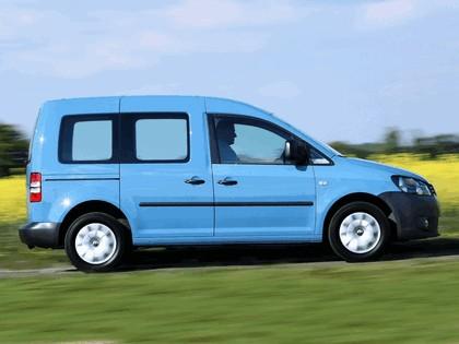2011 Volkswagen Caddy Life BiFuel 4