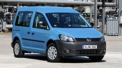 2011 Volkswagen Caddy Life BiFuel 2