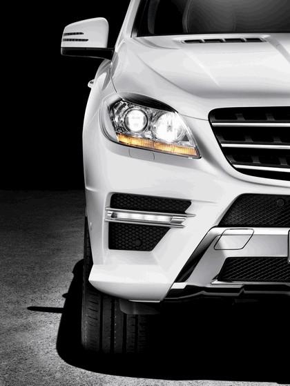 2011 Mercedes-Benz M-klasse 5