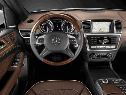 2011 Mercedes-Benz M-klasse 8
