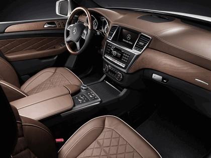 2011 Mercedes-Benz M-klasse 9