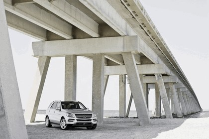 2011 Mercedes-Benz M-klasse 15